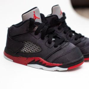 Nike Air Jordan Retro 5 satin